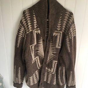 Men's Pendleton Harding Cardigan Sweater